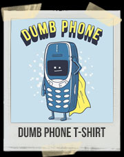 Dumb Phone T-Shirt
