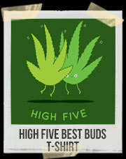 High Five Best Buds T-Shirt