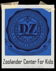 Derek Zoolander Center For Kids Who Can't Read Good And Who Wanna Do Other Stuff Good Too T Shirt