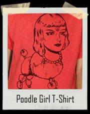 Poodle Girl T-Shirt