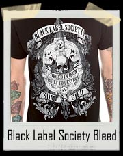 Black Label Society Bleed