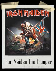 Iron Maiden The Trooper T Shirt