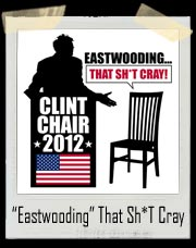 Clint Eastwood Eastwooding T-Shirt - That Shit Cray!