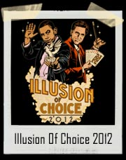 Obama and Romney 2012 Illusion Of Choice Shirt