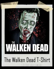 The Christopher Walken Dead Zombie T-Shirt