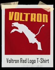 Voltron Red Logo T-Shirt