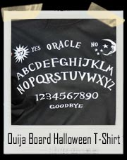Ouija Board Halloween T-Shirt