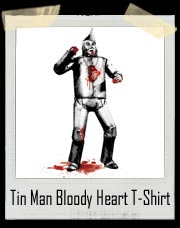 Tin Man Bloody Heart T-Shirt