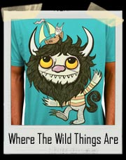 Where The Wild Things Are T Shirt