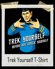 Trek Yourself T Shirt