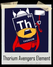 Thorium Avengers Key Element T-Shirt
