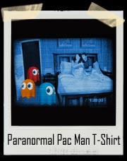 Paranormal PAC MAN T-Shirt