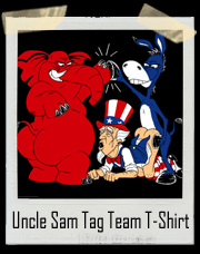 Uncle Sam Tag Team T-Shirt