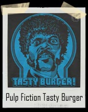 Samuel L. Jackson Tasty Burger Pulp Fiction T-Shirt