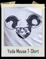 Yoda Mouse Star Wars Disney Mix T-Shirt