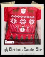 Ugly Fugly Christmas Sweater T-Shirt