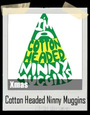Buddy The Elf Cotton Headed Ninny Muggins T-Shirt