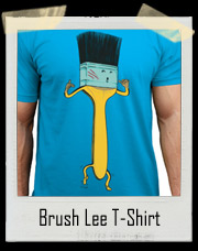 Paint Brush Lee Shirt