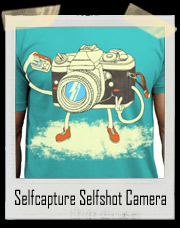 Selfcapture Selfshot Camera T-Shirt