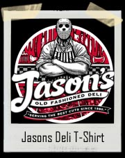 Jason Voorhees' Old Fashioned Deli T-Shirt
