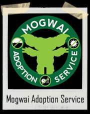 Mogwai Adoption Service Gremlins T-Shirt