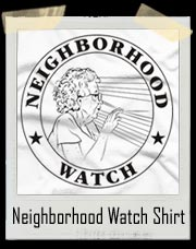 Neighborhood Watch Granny T-Shirt