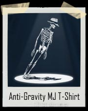 Anti-Gravity Michael Jackson T-Shirt