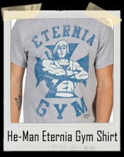 Eternia Gym He-Man T-Shirt