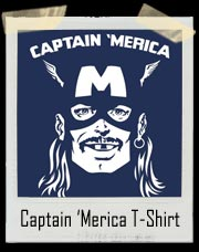 Captain 'Merica T-Shirt