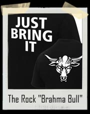 "The Rock ""Brahma Bull"" Authentic T-Shirt"