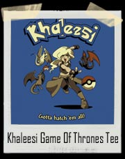 Khaleesi Game Of Thrones T-Shirt