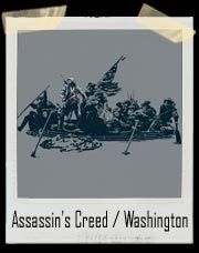 Assassin's Creed George Washington T-Shirt
