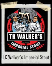 TK Walkers Imperial Stout Star Wars T-Shirt