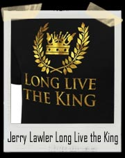 Jerry Lawler Long Live the King Authentic Shirt