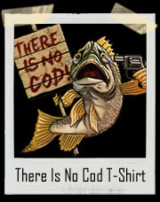 There Is No Cod - Fish Suicide T-Shirt
