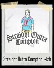 Straight Outta Compton ~ish Gangster T-Shirt