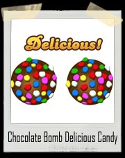 Chocolate Bomb Delicious Candy T-Shirt