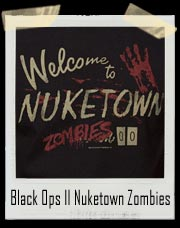 Call of Duty: Black Ops II Nuketown Zombies T-Shirt