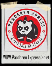 World of Warcraft Pandaren Express Premium T-Shirt