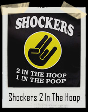 Wichita State Shockers 2 In The Hoop 1 In The Poop T-Shirt