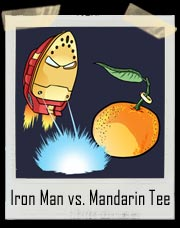 Iron Man vs. Mandarin T-Shirt