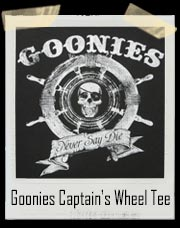 Goonies Captain's Wheel T-Shirt