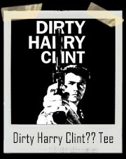Dirty Harry Clint T-Shirt