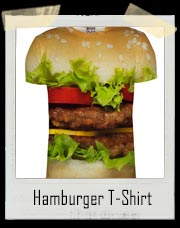 Hamburger / Cheeseburger T-Shirt