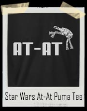 Star Wars AT-AT PUMA T-Shirt