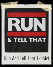 Run And Tell That Funny Antoine Dodson T-Shirt