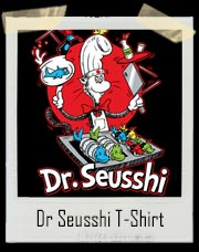 Dr Seusshi Cat In The Hat T-Shirt