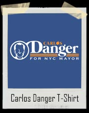 Carlos Danger Anthony Weiner T-Shirt