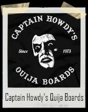 Captain Howdy's Ouija Boards - Exorcist T-Shirt