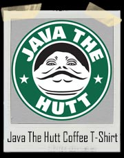 Java The Hutt Coffee T-Shirt